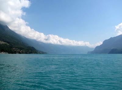 スイス ブリエンツ湖の観光・見...