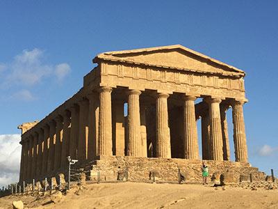 JOIBUS(ジョイバス)シチリア島ルート |現地オプショナルツアーの ...