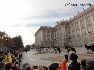 マドリード王宮2
