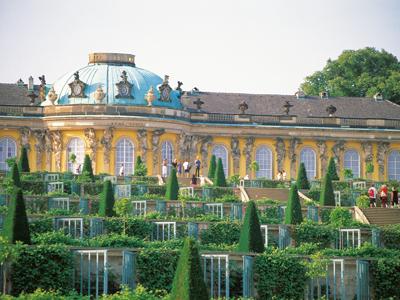 サンスーシ宮殿の画像 p1_15