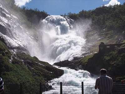 ショース滝1