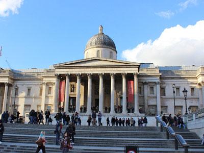 大英博物館とナショナルギャラリー 午後見学~公認日本語ガイド付