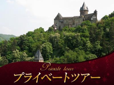 【プライベートツアー】 世界遺産ライン川とハイデルベルク 1日観光
